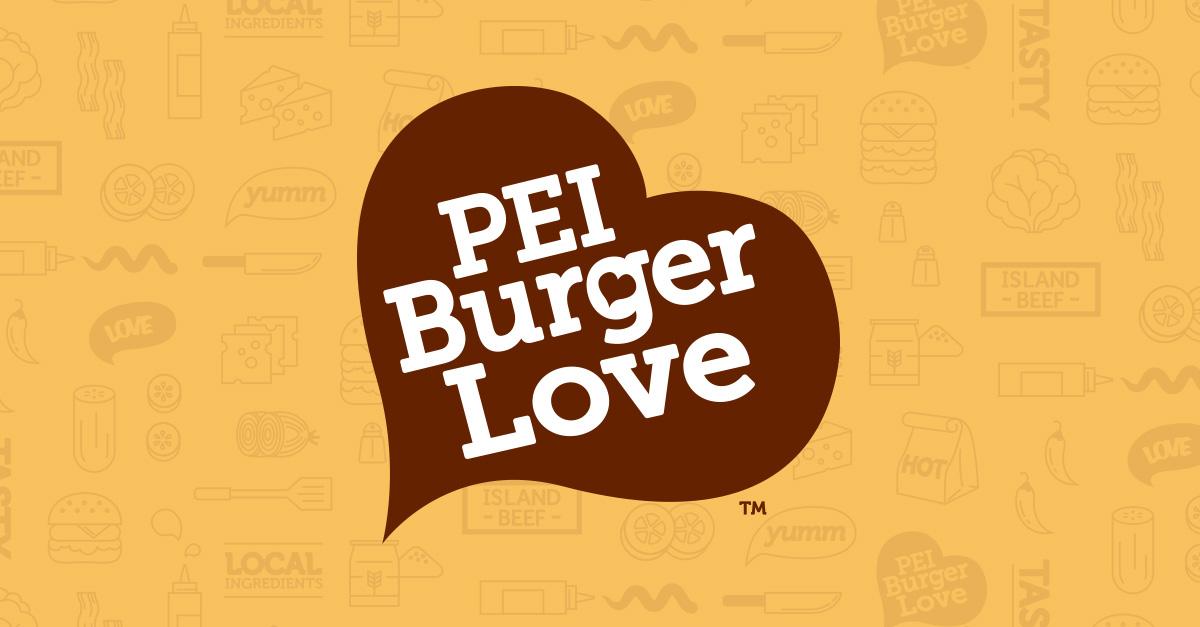 Pei Burger Love Prince Edward Island Burger Love